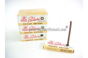 Incienso Padmini Dhoop Sticks Corto (Pack 12 cajetillas x 10 sticks)