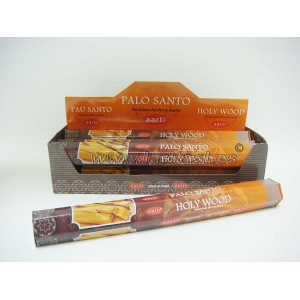 Incienso Aarti Palo Santo (pack 6)