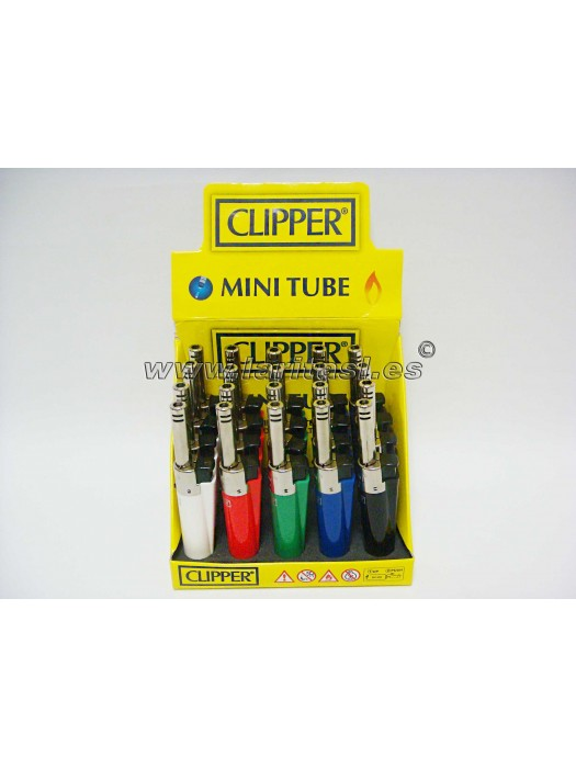 Mecheros Clipper Minitube