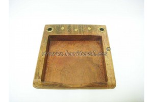 Wooden pen holder small